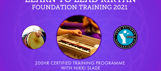 Learn to Lead Kirtan Foundation Training Course